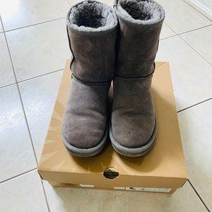 UGG gray boots